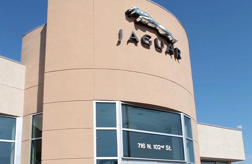 Jaguar Omaha